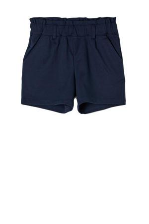 regular fit sweatshort donkerblauw