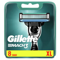 Gillette Gillette Mach3 Scheermesjes -8 Navulmesjes