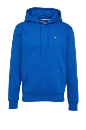 sweater met biologisch katoen blauw