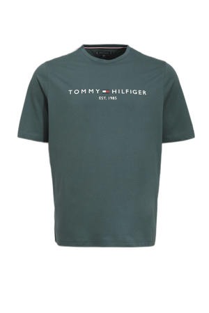 +size T-shirt Plus Size van biologisch katoen  mystic lake