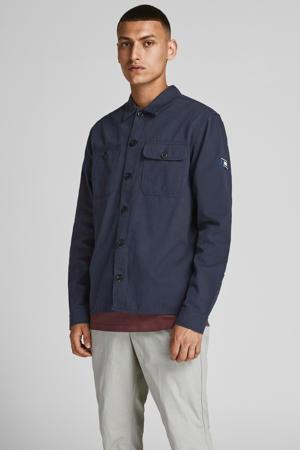 regular fit overhemd JCOBEN navy blazer