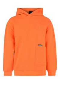 Shoeby Jill & Mitch hoodie Eppo oranje, Oranje