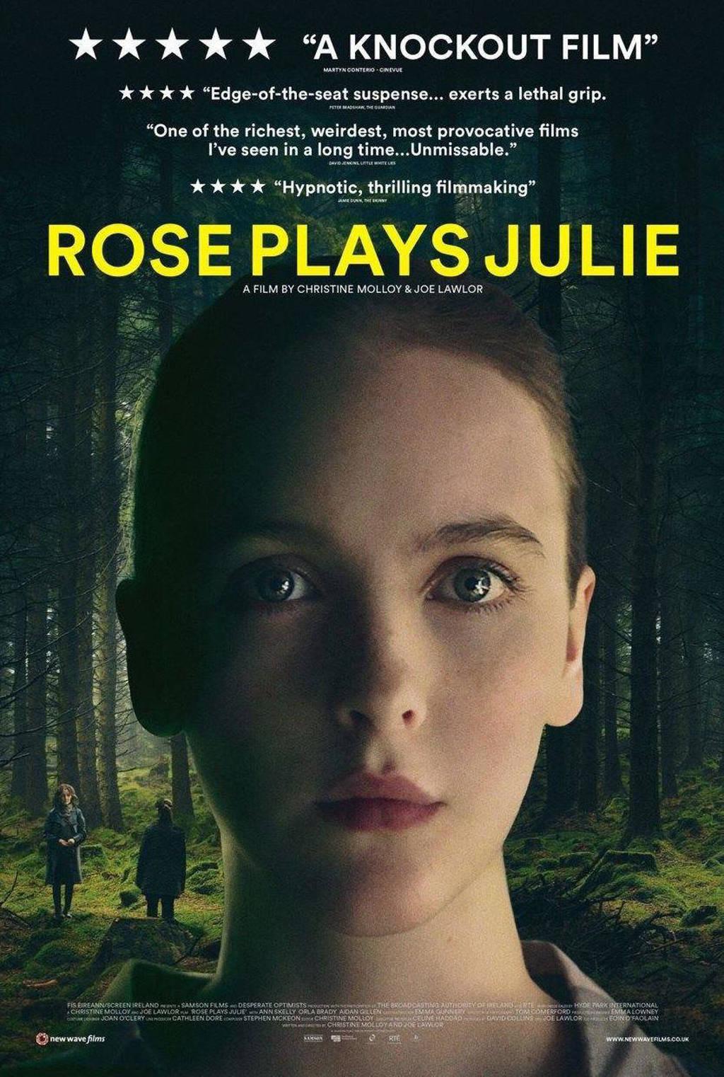 Rose plays Julie (DVD)