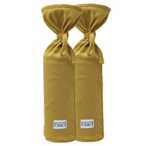 kruikenzak - set van 2 Basic jersey honey gold