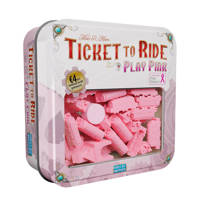 Days of Wonder Ticket to Ride Play Pink