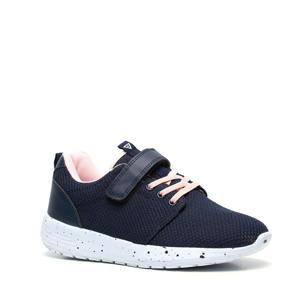 sportschoenen donkerblauw/roze