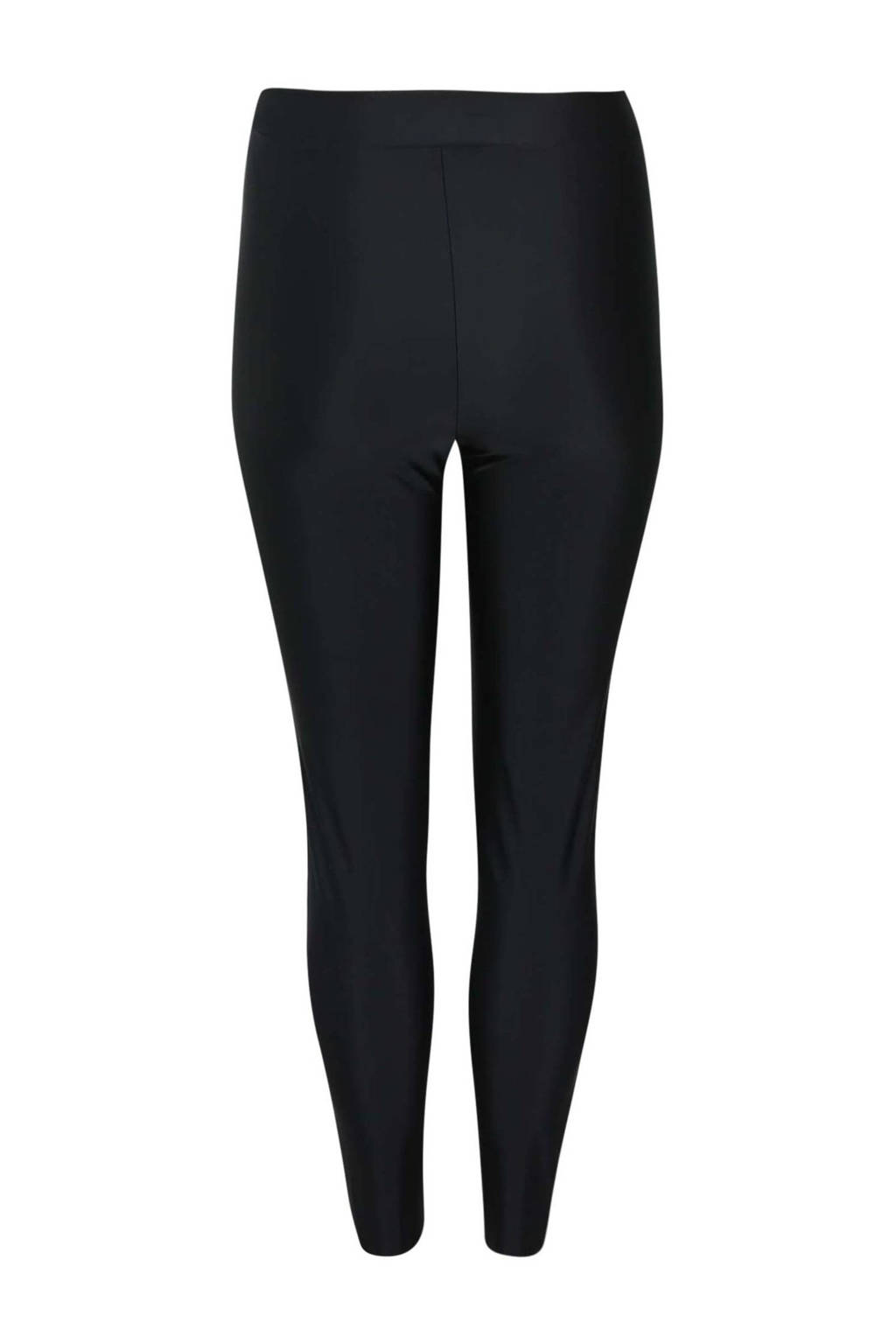 Paprika LUZ x Paprika Plus Size sportlegging Lucile zwart/kaki, Zwart/kaki