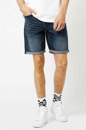 regular fit jeans short Robert dark blue
