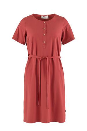 outdoor jurk Övik Lite rood