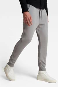 G-Star RAW regular fit joggingbroek met biologisch katoen charcoal, Charcoal