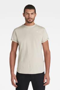 G-Star RAW T-shirt van biologisch katoen beige, Beige