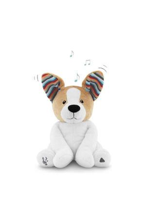 Kiekeboe Danny de hond interactieve knuffel