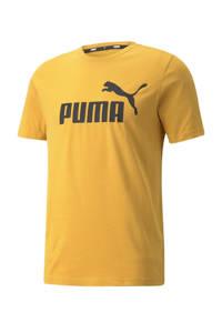 Puma T-shirt geel, Geel