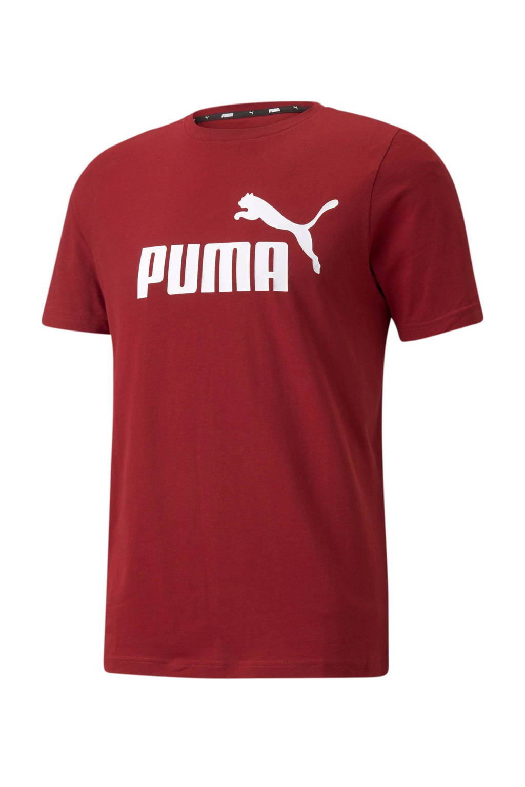 Puma T-shirt rood, Rood