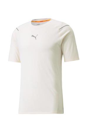 hardloop T-shirt ecru