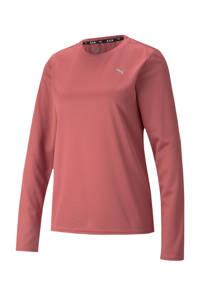 Puma hardloopshirt rood, Rood