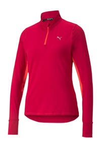 Puma hardloopsweater rood, Rood