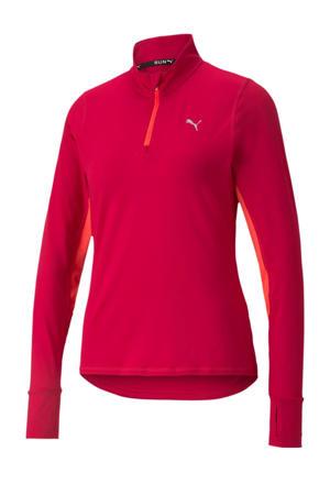 hardloopsweater rood