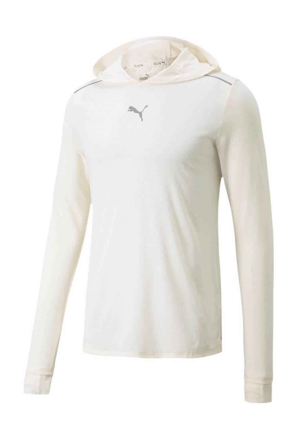 Puma   Harldoop t-shirt ivoor, Ivoor