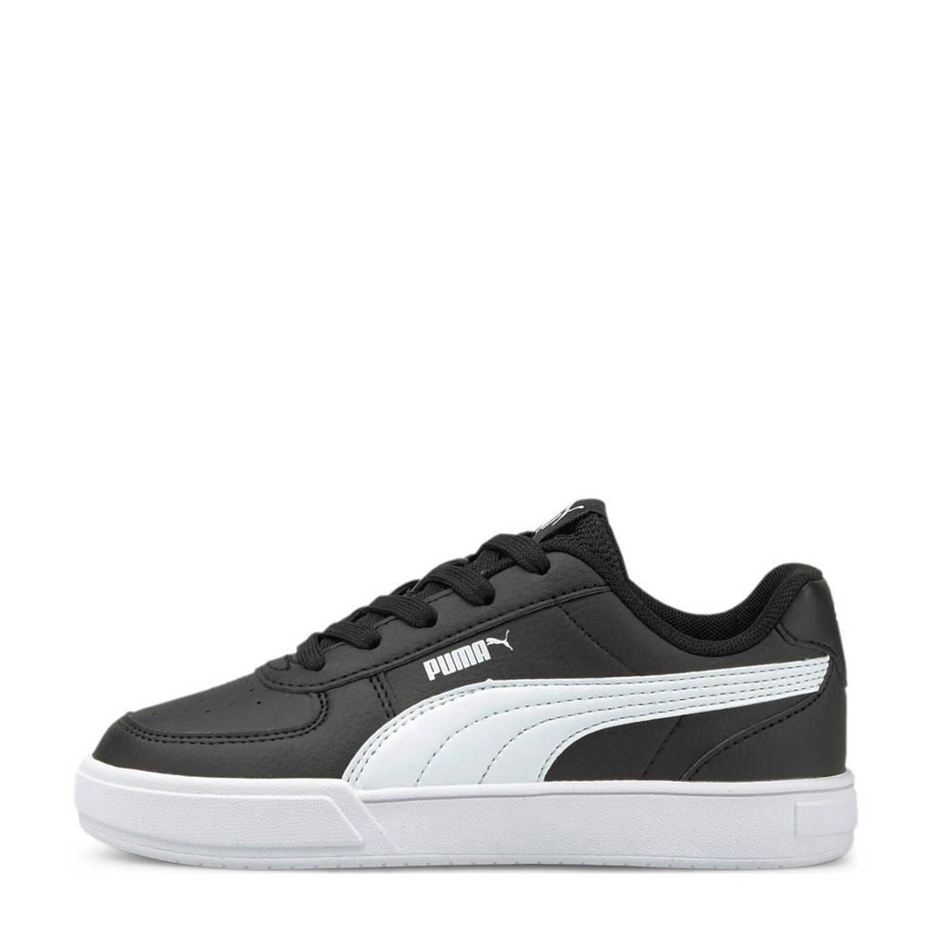 Puma Caven PS  sneakers zwart/wit, Zwart/wit