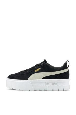 Mayze  sneakers zwart/wit