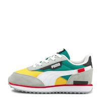 Puma Future Rider Play On sneakers geel/groen/wit