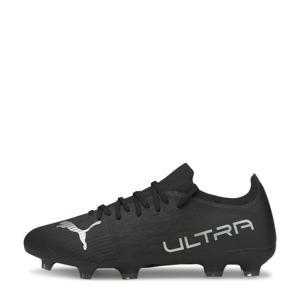 ULTRA 3.3 FG/AG voetbalschoenen zwart/zilver