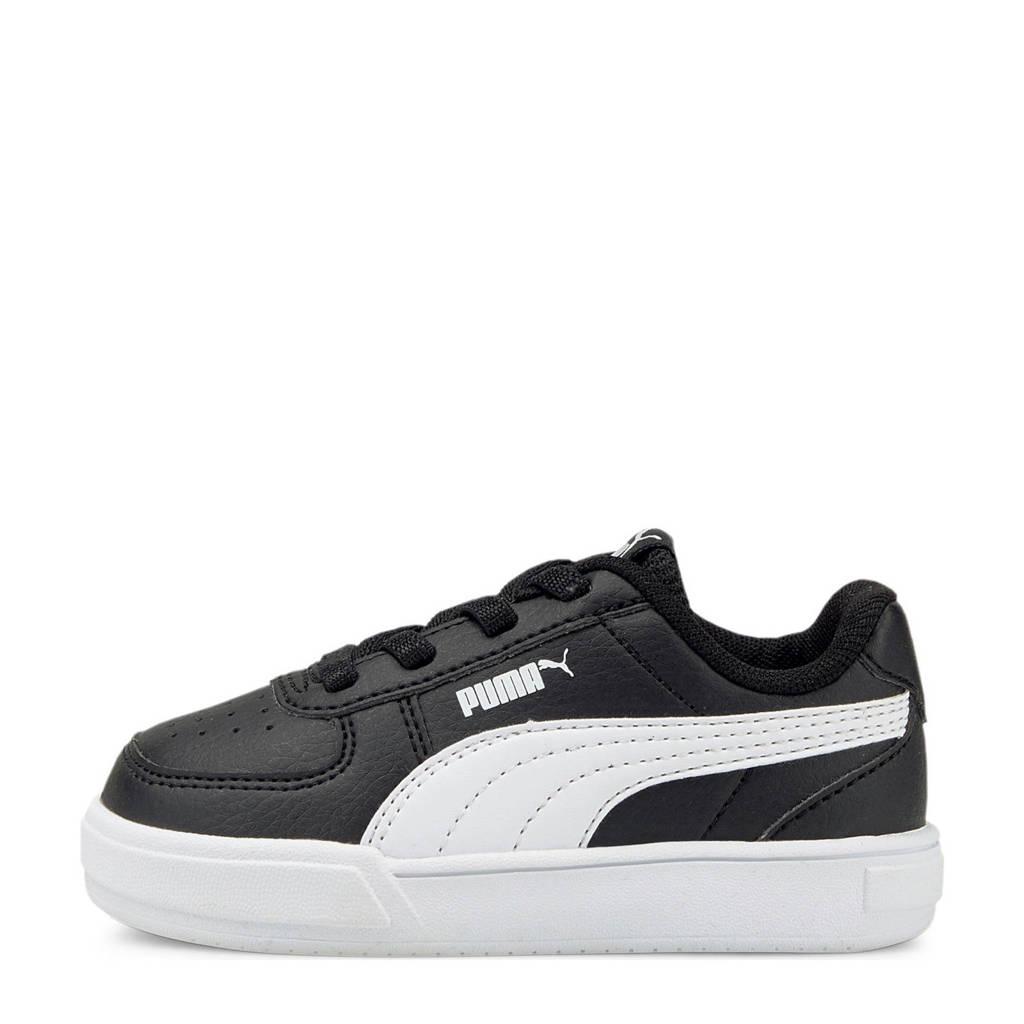 Puma Caven AC  sneakers zwart/wit, Zwart/wit