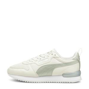 R78 Metallic Pop sneakers ecru/zilver
