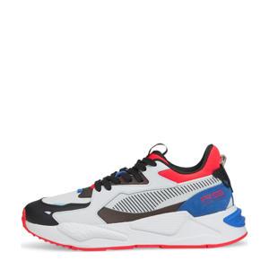 RS-Z Pop sneakers wit/oranje/kobaltblauw