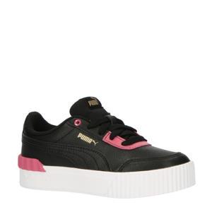 Carina Lift sneakers zwart/roze