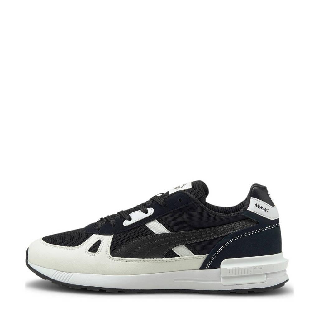 Puma Graviton Pro sneakers zwart/wit, Zwart/wit