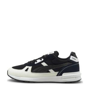 Graviton Pro sneakers zwart/wit