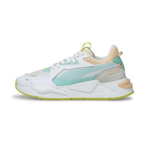 RS-Z Pop sneakers wit/lichtoranje/geel