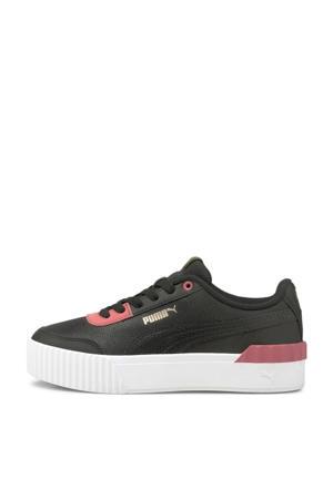 Carina Lift Jr. sneakers zwart/roze