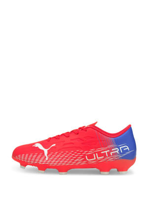 Ultra 4.3 FG/AG Jr. voetbalschoenen oranje/blauw