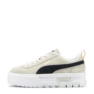 Mayze  sneakers ecru/zwart
