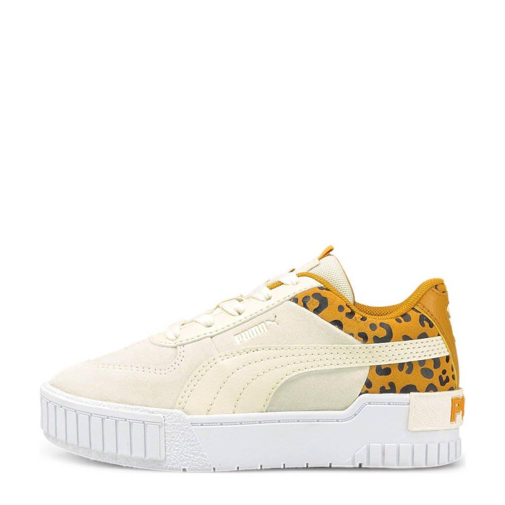 Puma Cali Sport Roar PS  sneakers beige/donkergeel, Beige/donkergeel