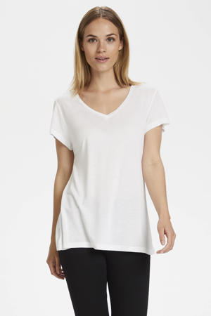 T-shirt Ana wit