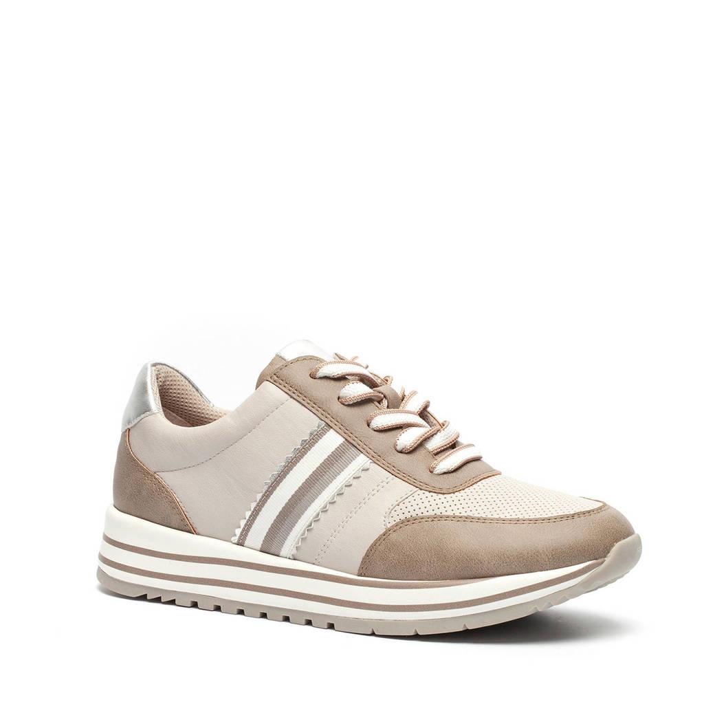 Scapino Softline   sneakers beige, Beige
