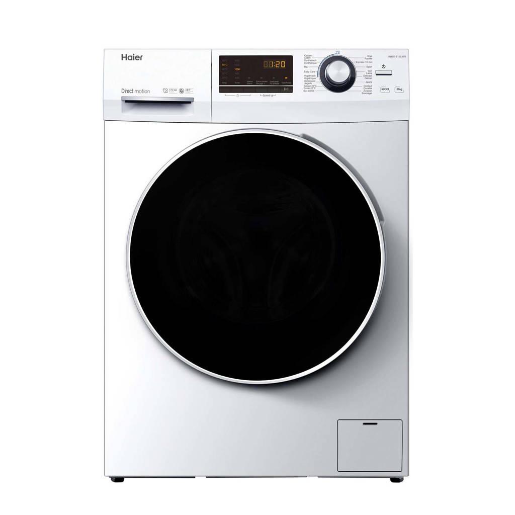 Haier HW80-B16636N wasmachine