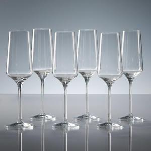 champagneglas Julie (set van 6)