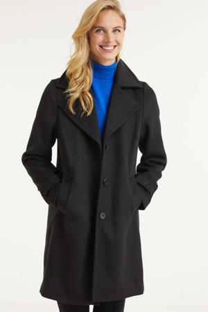 Mantel met wol