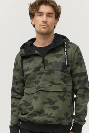 met camouflageprint army