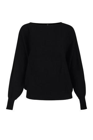 gebreide trui Olivia zwart