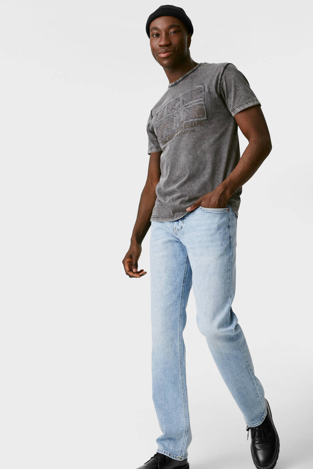 C&A The Denim regular fit jeans light denim, Light denim