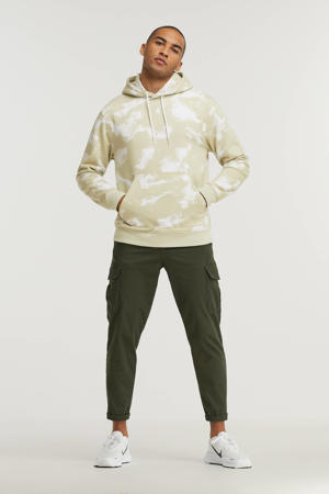 tapered fit broek SLHGAINFORD forest night
