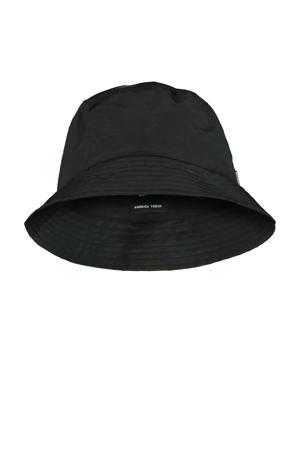 bucket hat Mel zwart