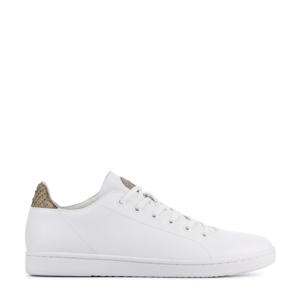 Jane Leather II  leren sneakers wit
