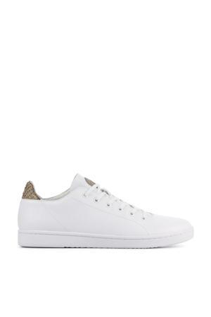 Jane Leather II  leren sneakers wit